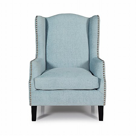 Stirling Occasional Chair in Duck Egg
