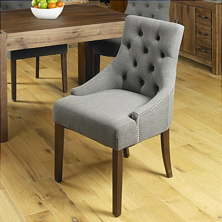 Shiro Walnut Accent Dining Chair