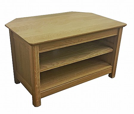 Beaumont Small Corner TV Unit