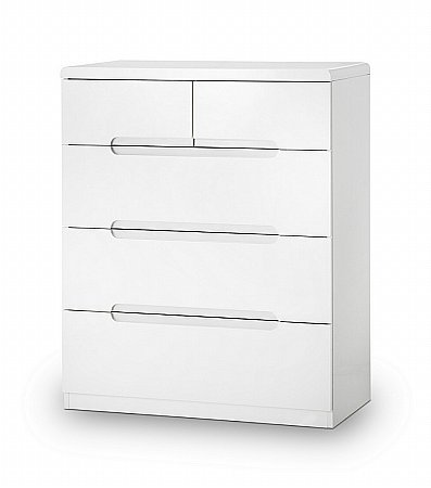 Manhattan 3+2 Chest of Drawers