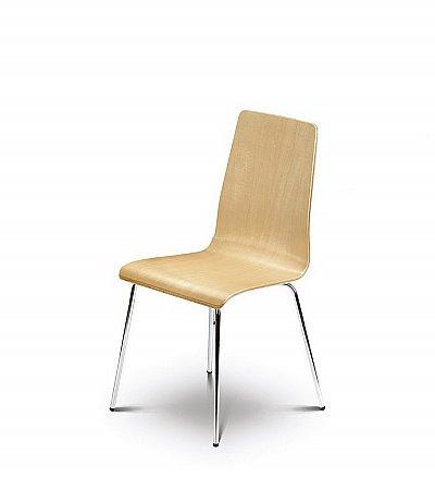 Mandy Maple Chair