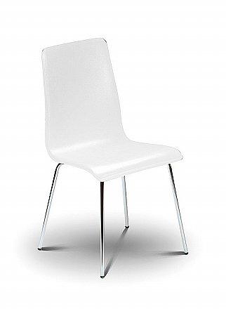 Mandy White Chair