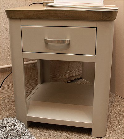 Treviso Painted End Table
