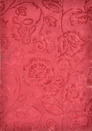 Country Chic Juicy Red Rug