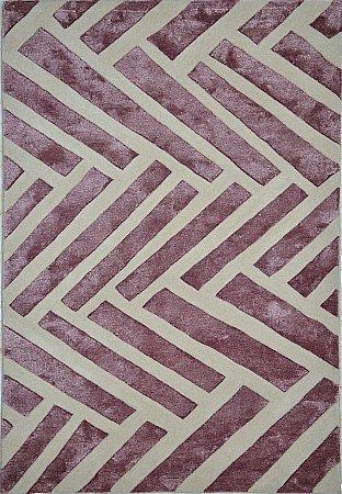 Cubist Amethyst Rug