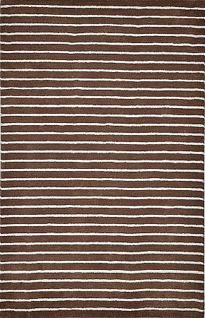 Ridges Brown Rug