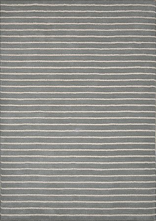 Ridges Light Grey Rug