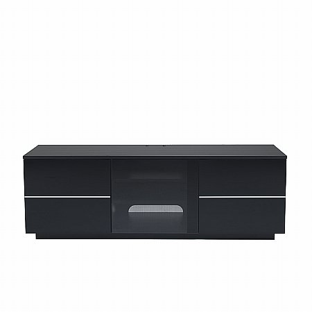 London TV Stand in Black