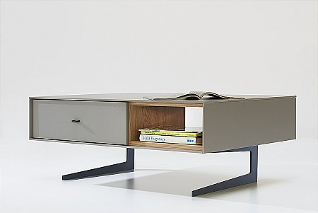 Pandora Coffee Table in Grey