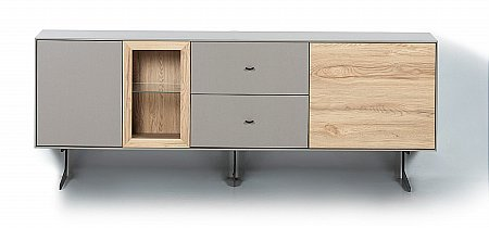 Pandora Sideboard in Grey