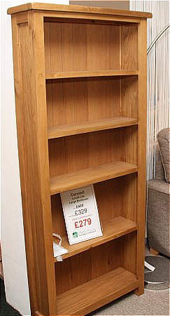 Lovell Lite Large Bookcase