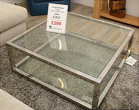 Terano Square Coffee Table