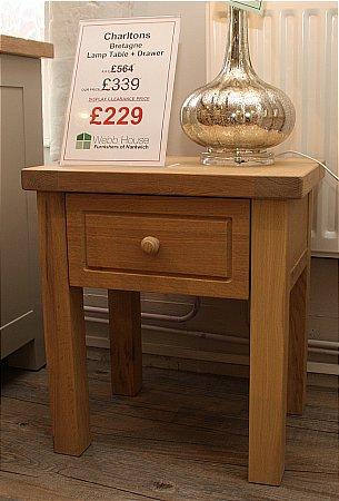Bretagne Lamp Table