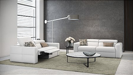 Themis Leather Suite