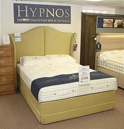 Adagio Supreme Kingsize Bed and Headboard