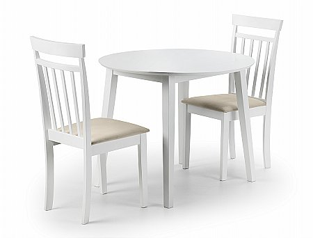 Coast Dining Table and 2 Chairs