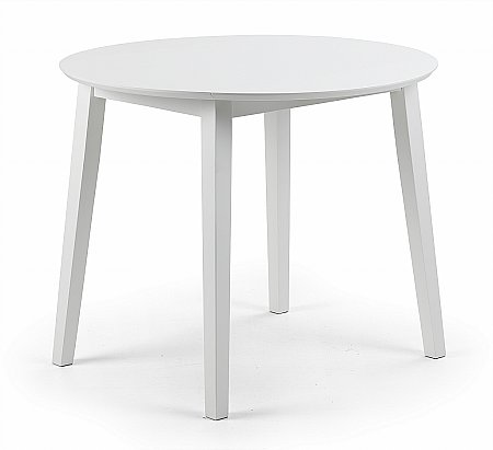 Coast Drop Leaf Round Dining Table