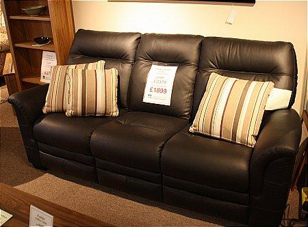 Hudson 3 Seater Sofa