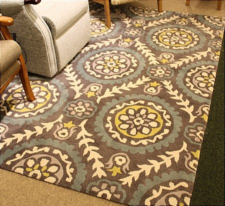 Manor House Lulworth Rug