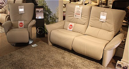 Brent 2.5/S Power Recliner Sofa and Swivel Recliner