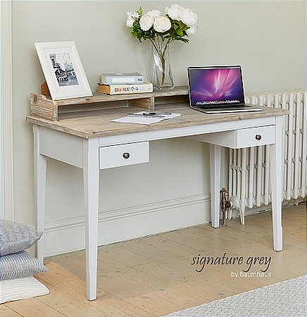 Signature Grey Desk