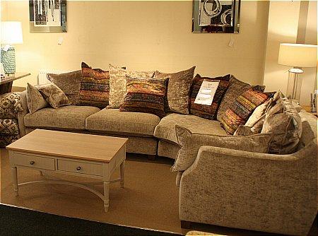 Riley Corner Sofa