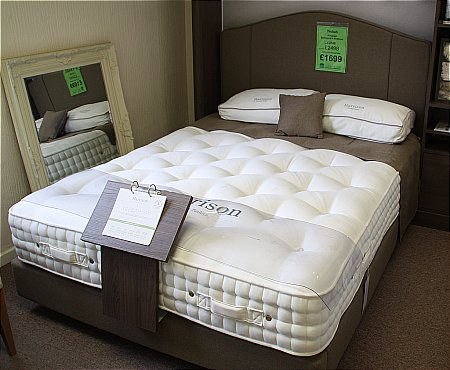 Trebah Kingsize Bedstead and Mattress