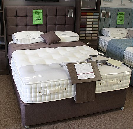 Glamis Kingsize Bed and Headboard