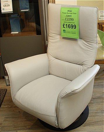 Aloe Power Recliner Chair