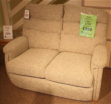 Swift 2 Seater Sofa