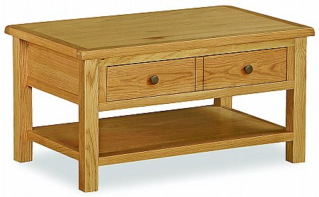 Cork Lite Coffee Table with Drawer