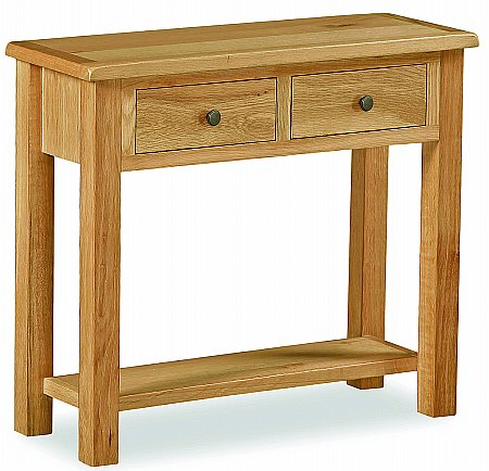 Cork Lite Console Table