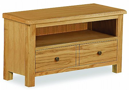Cork Lite Small TV Unit