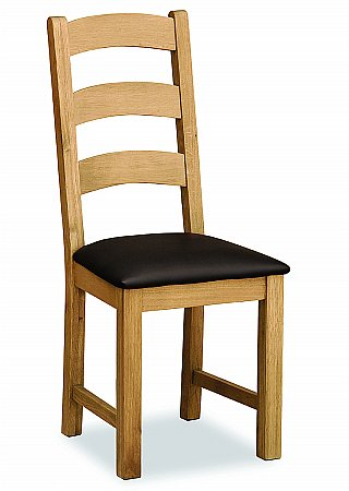 Cork Lite Ladder Back Dining Chair