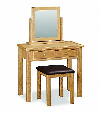 Cork Lite Dressing Table set