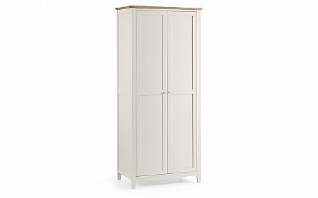 Salerno Two Tone Wardrobe