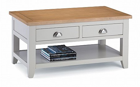 Richmond 2 Drawer Coffee Table