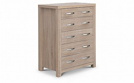 Hamilton 4+2 Chest of Drawers