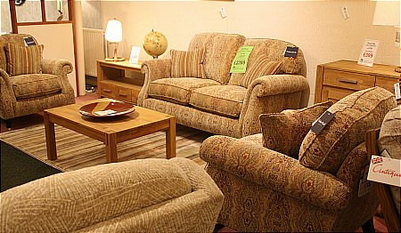 Westbury 2 Seater Sofa and 2 Chairs