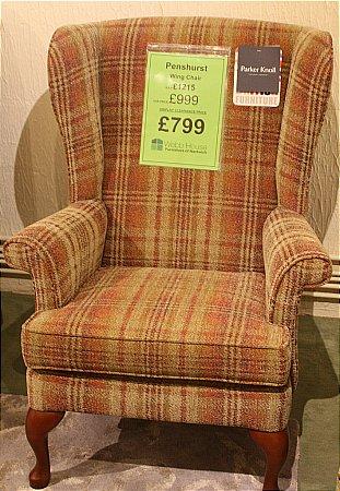 Penshurst Wing Chair