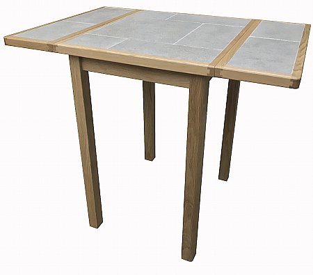 Dura Top Rectangle Drop Leaf Dining Table