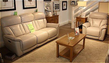 Georgina 3/S Power Reclining Sofa and Power Reclining Chair