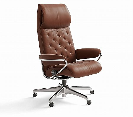 Metro High Back Office Chair