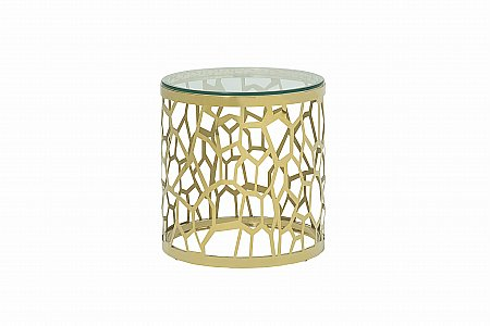 Sapphira Lamp Table