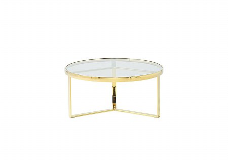 Wells Gold Coffee Table