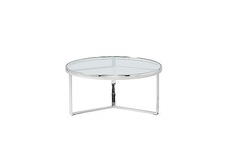 Wells Silver Coffee Table