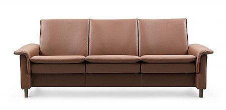 Aurora 3 Seater Sofa Low Back