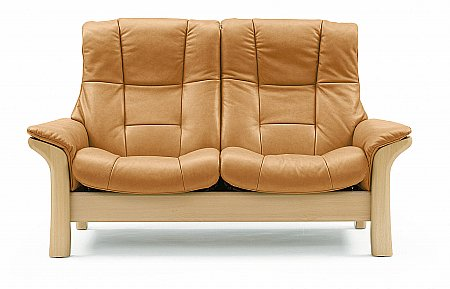 Buckingham 2 Seater Sofa High Back