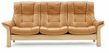 Buckingham 3 Seater Sofa High Back