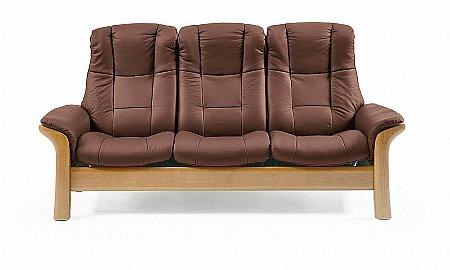 Windsor 3 Seater Sofa High Back
